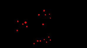 Imagen proyectada de la bóveda celeste en el planisferio