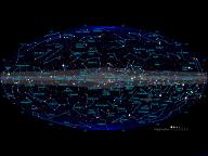 Nuestra galaxia de perfil