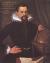 Retrato de Johannes Kepler