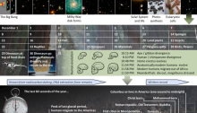 http://es.wikipedia.org/wiki/Archivo:Cosmic_Calendar.jpg